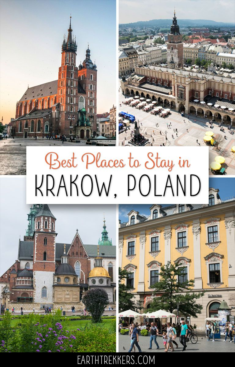 Best Places Krakow Poland