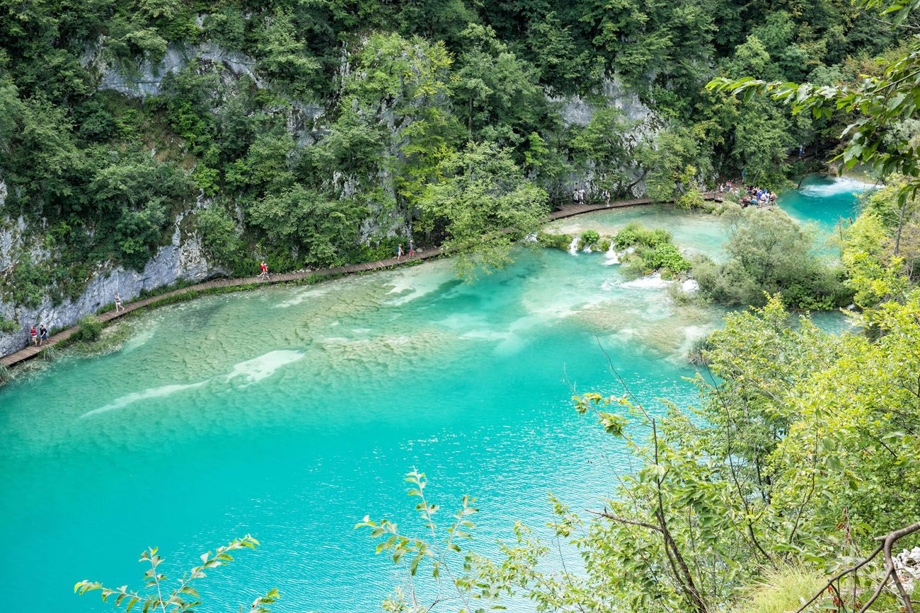 Best Views of Plitvice Lakes