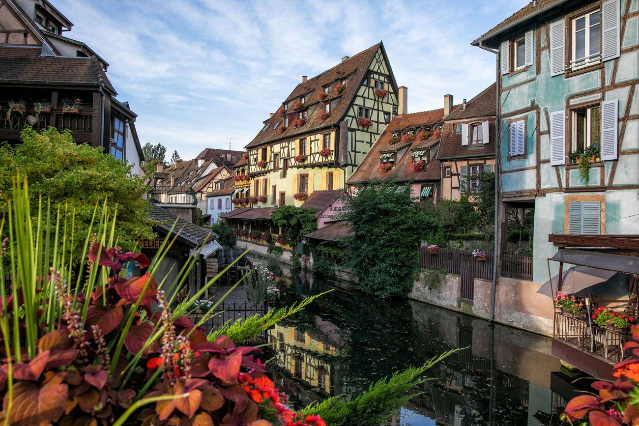 Colmar France Alsace Wine Route