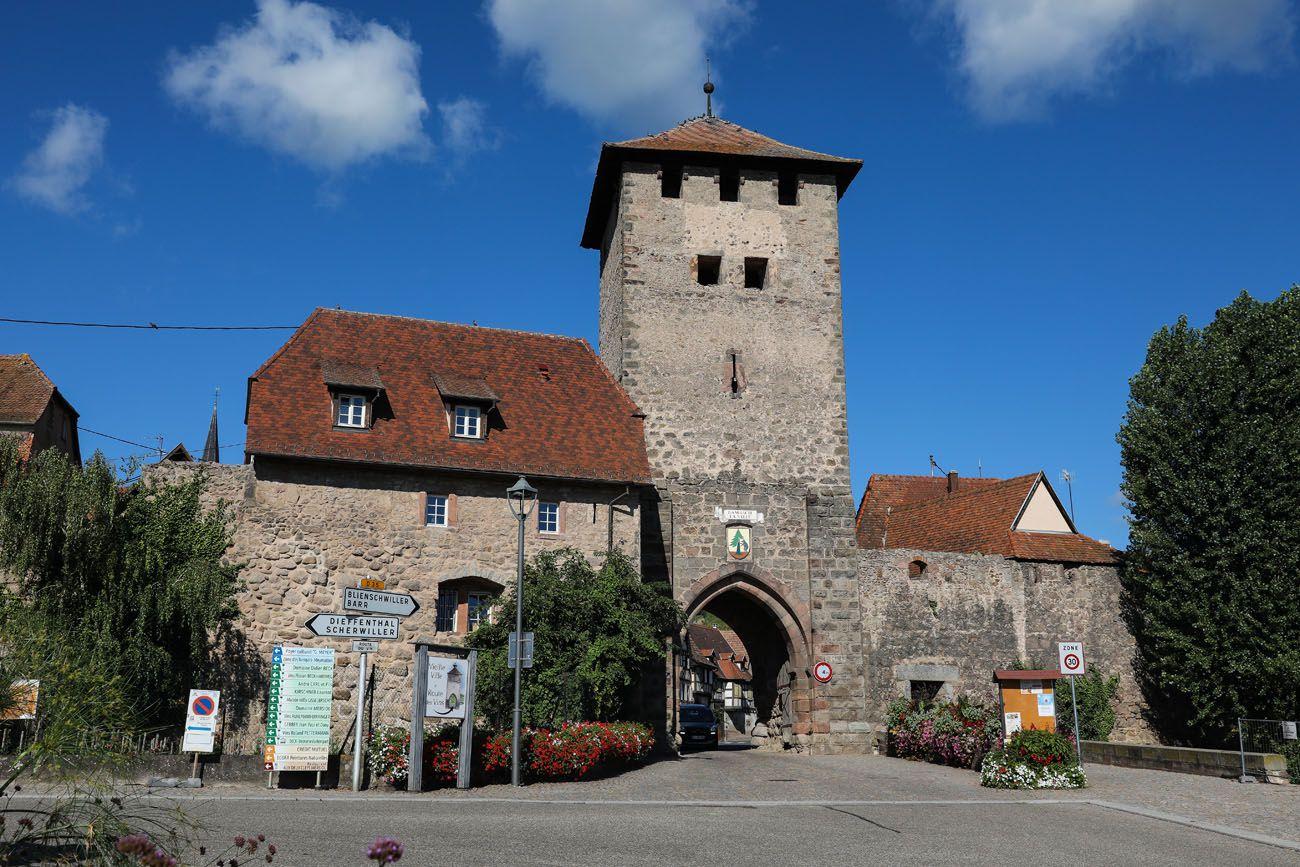 Dambach La Ville Gate