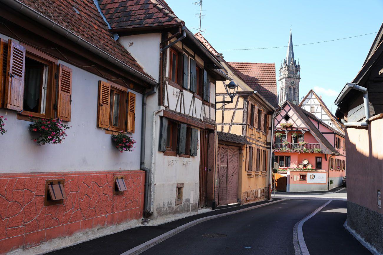 Dambach Street