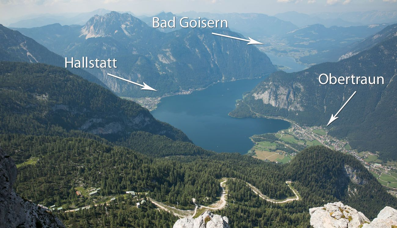 Hallstatt Obertraun Bad Goisern