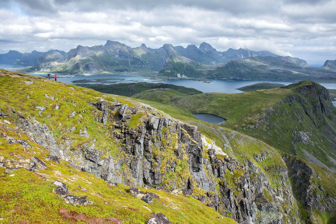 Hike Lofoten Islands