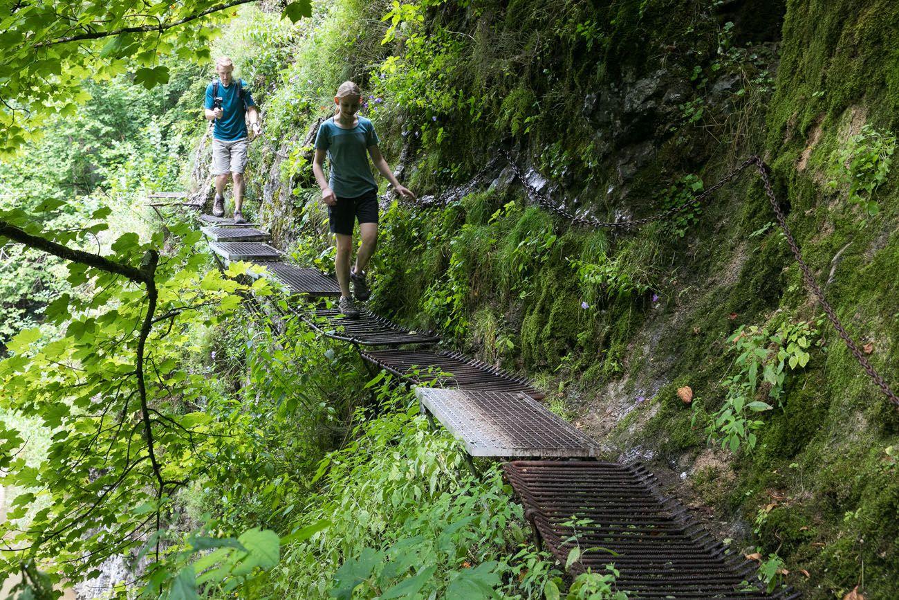 Hiking Slovak Paradise