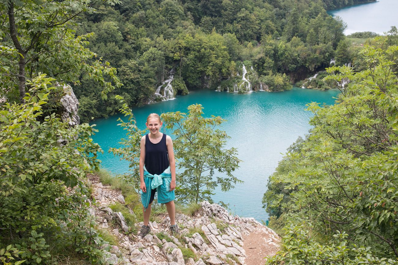Kara in Plitvice