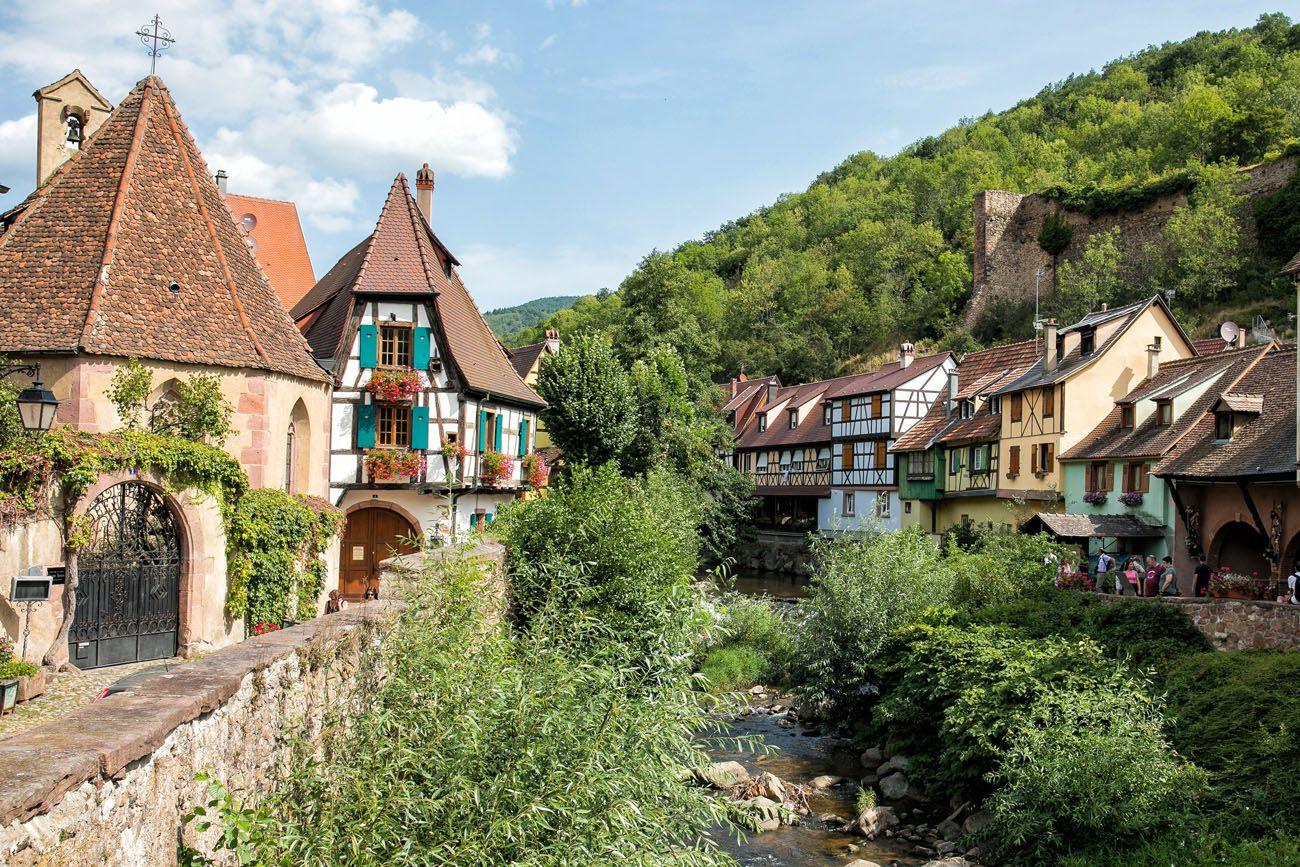 Kaysersberg Alsace Wine Route