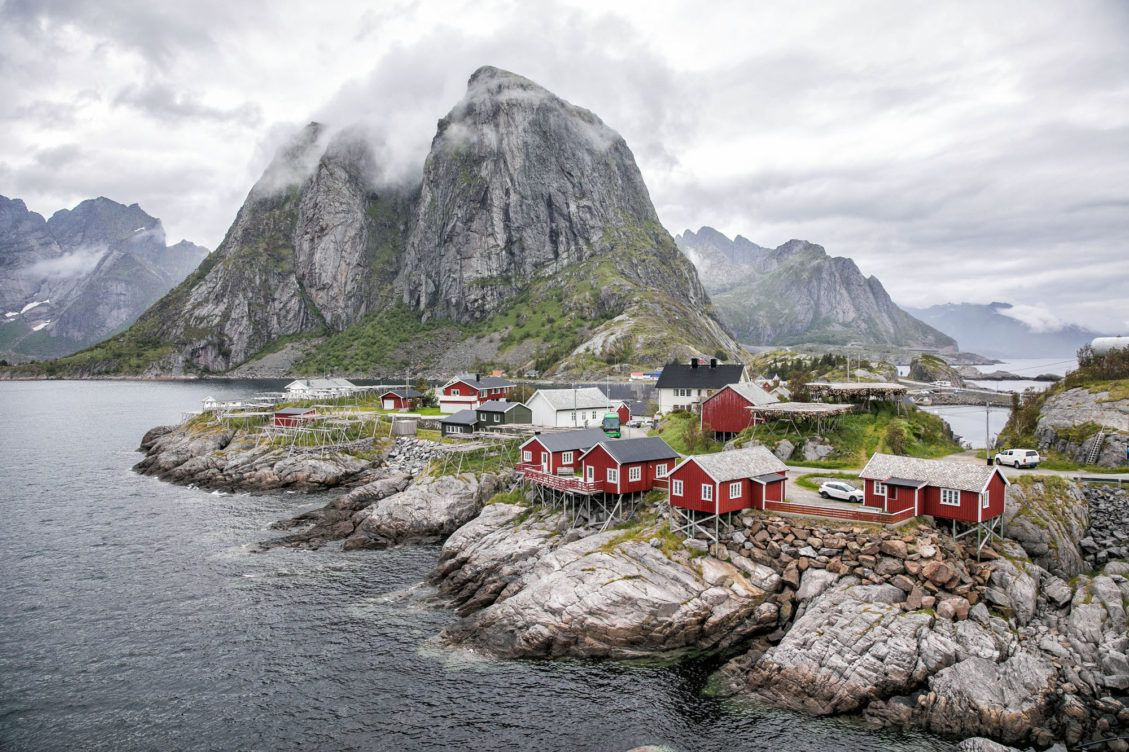 Lofoten Islands Itinerary