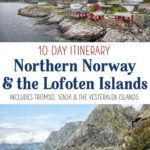 Norway Lofoten Islands Itinerary