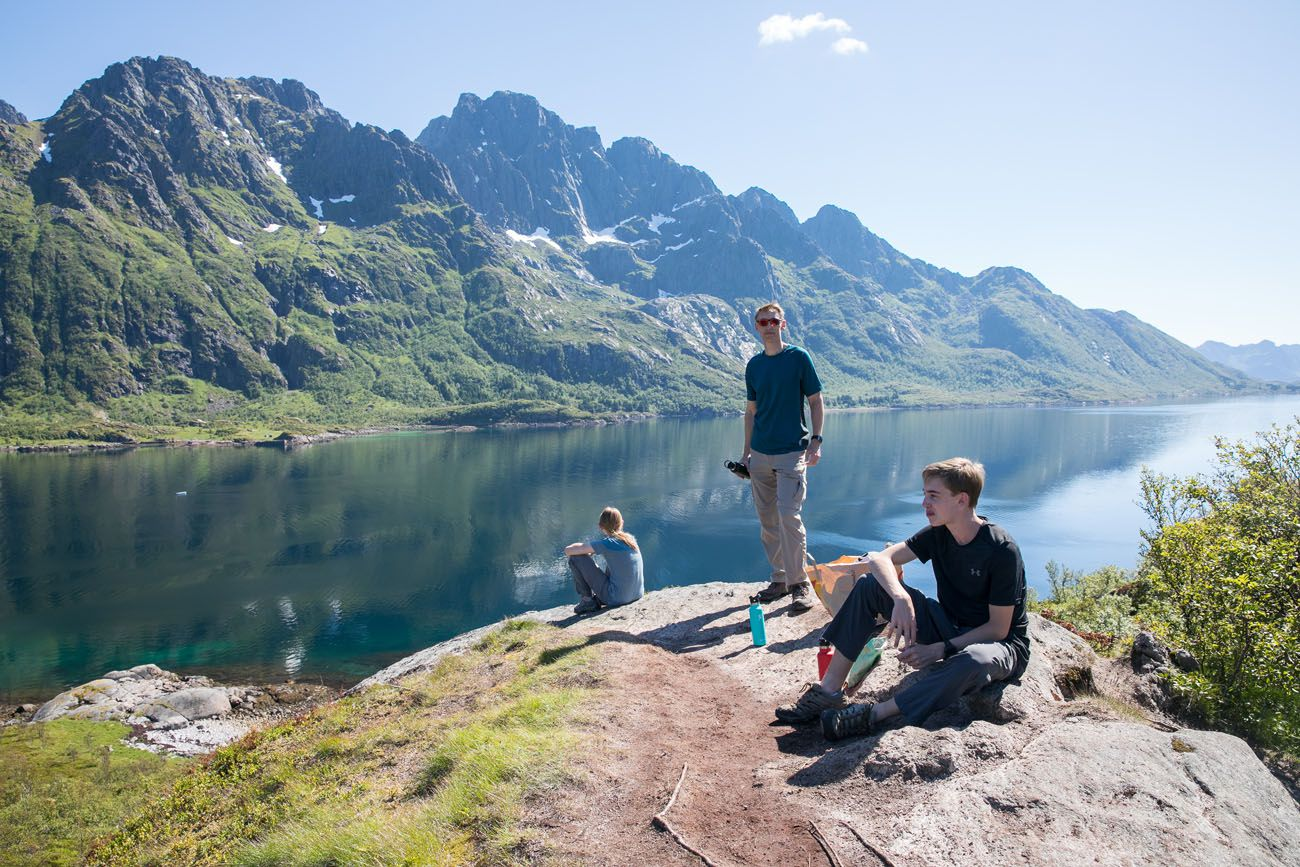 Norway Picnic Spot