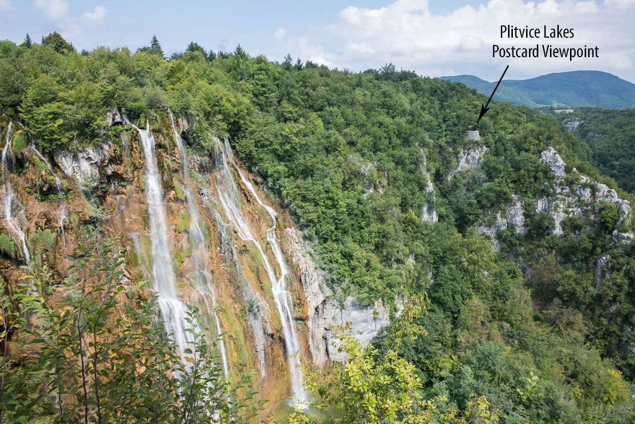 Plitvice Lakes Best View