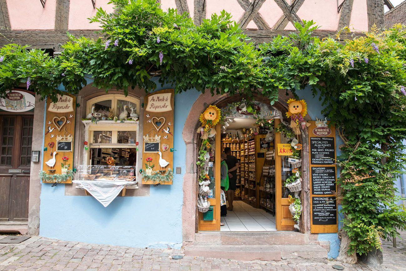 Riquewihr Shop