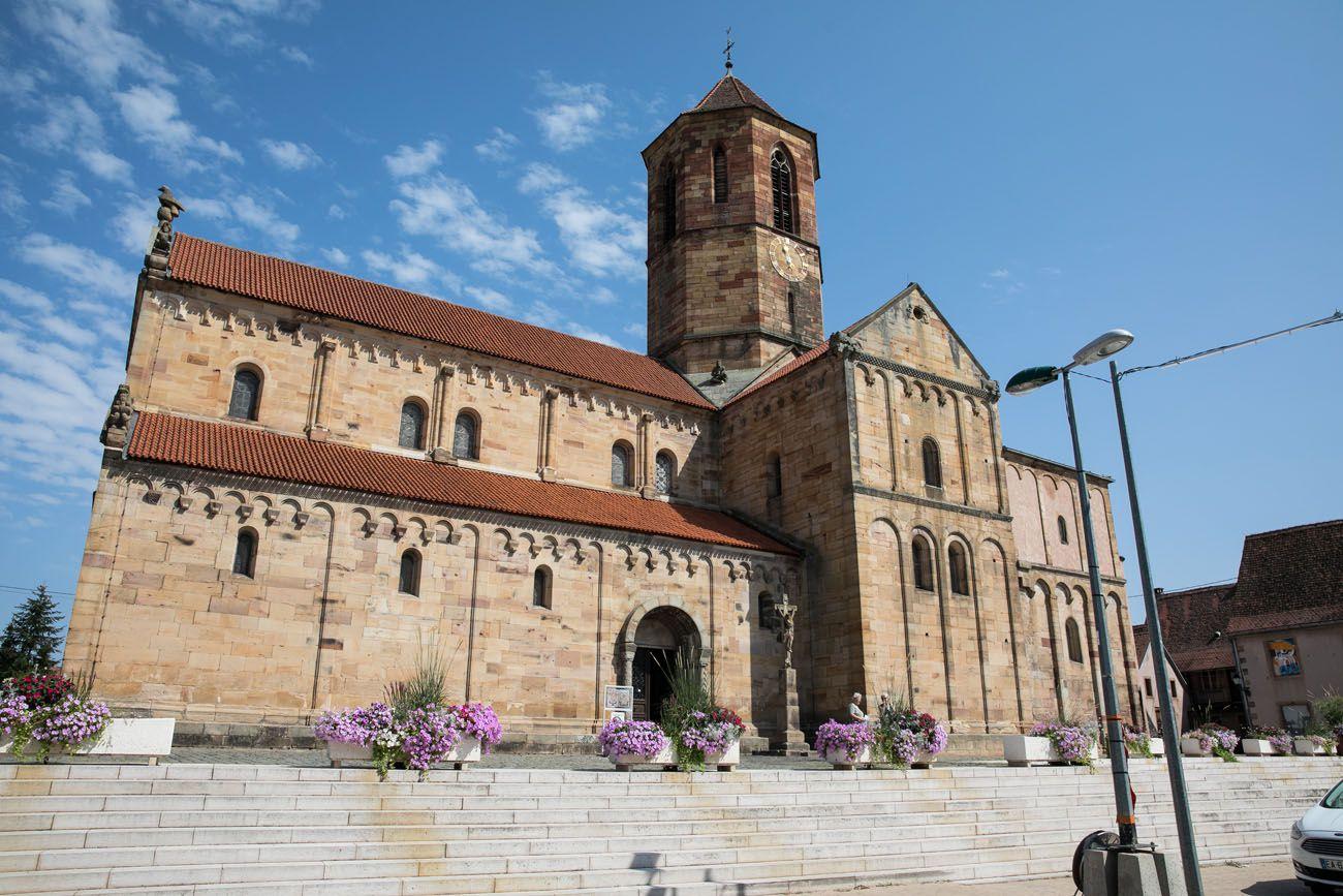 Rosheim Church
