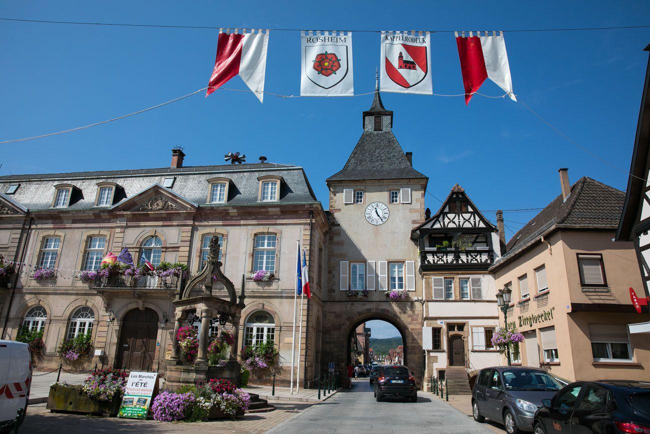 Rosheim France