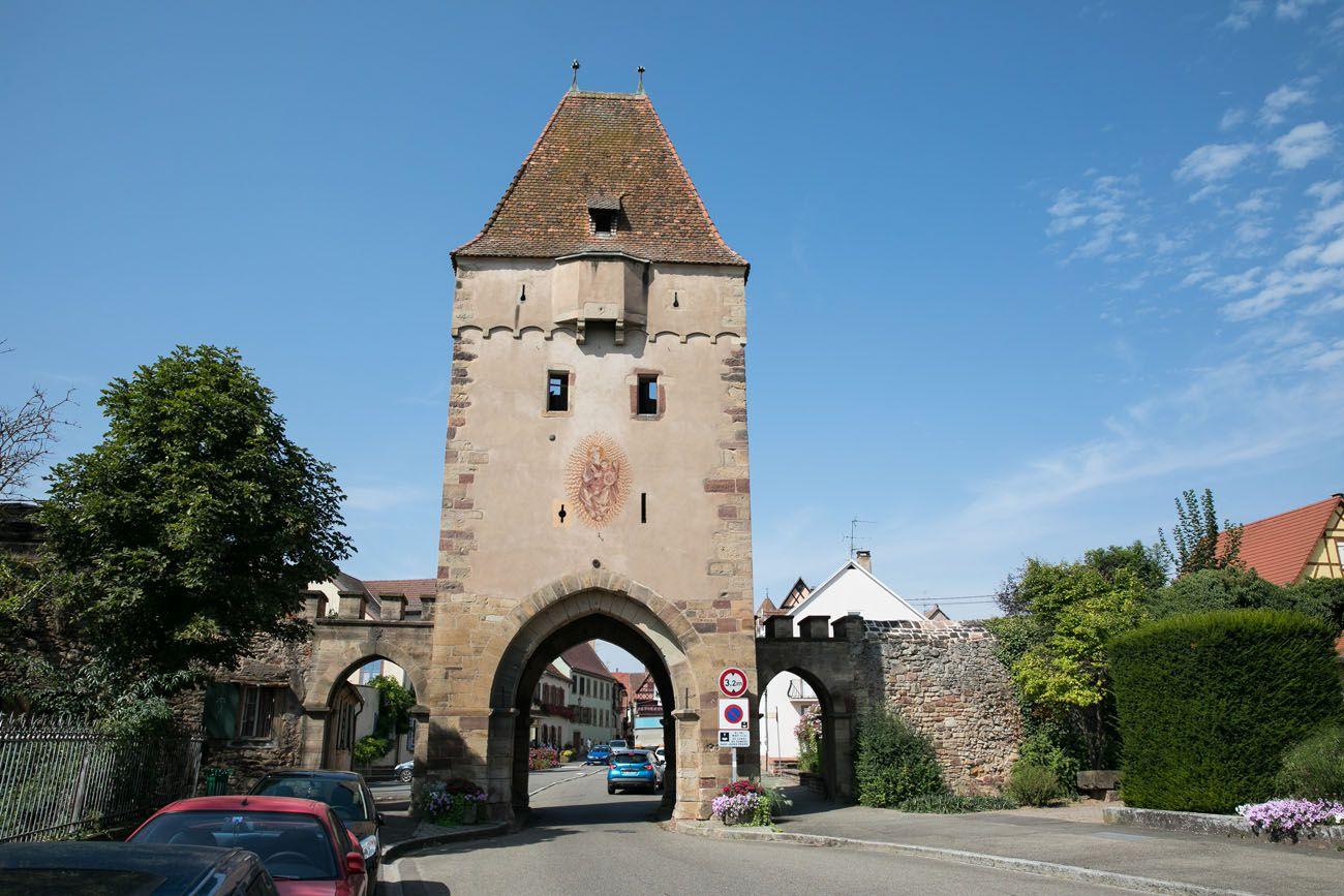 Rosheim Gate