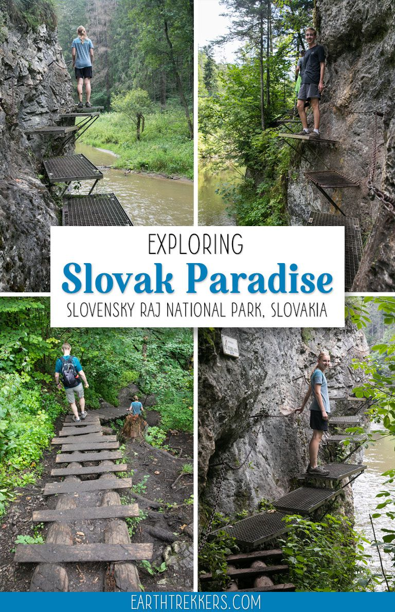 Slovak Paradise Best Things To Do