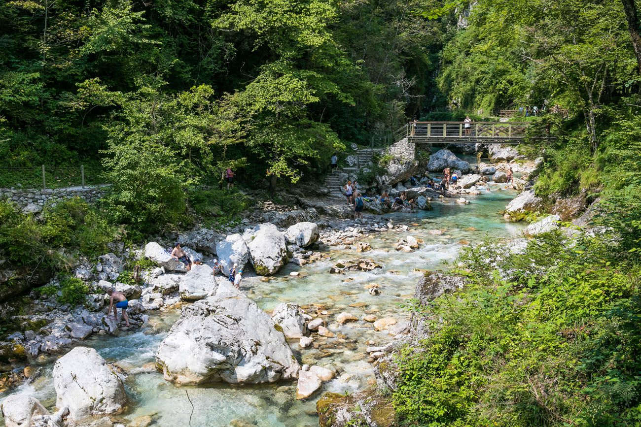 Slovenia in August