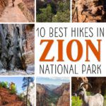 Best Hikes Zion National Park
