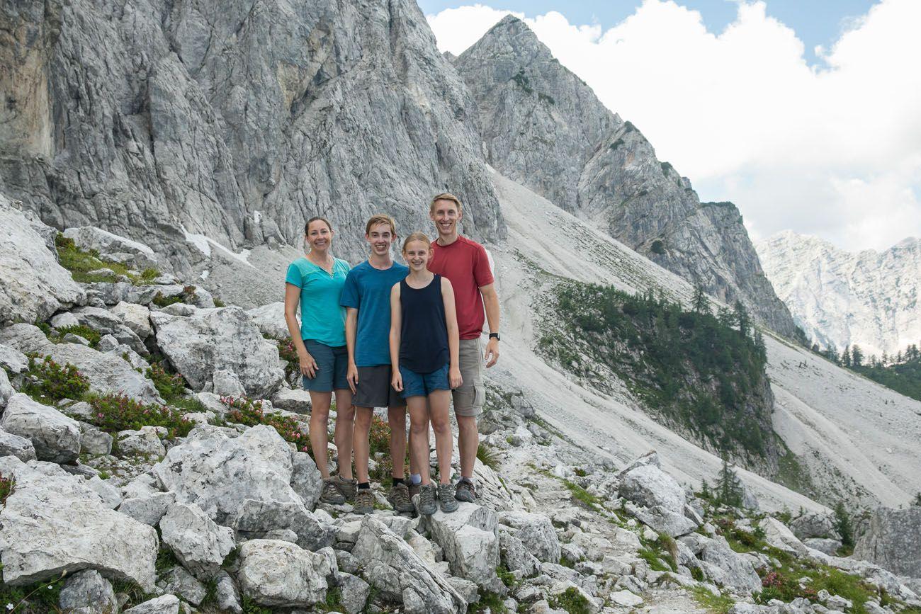 Earth Trekkers in Slovenia