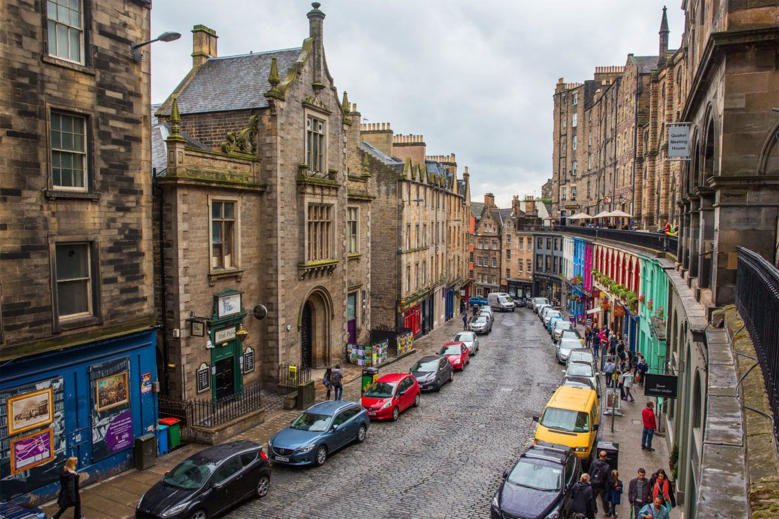 612406df801ef 2 Days in Edinburgh: The Perfect Itinerary for Your First Visit ...