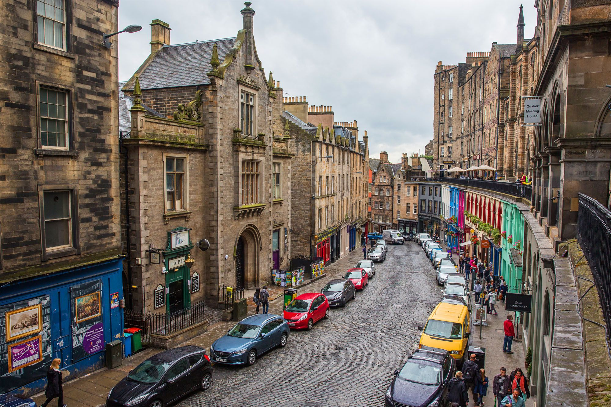 Edinburgh Two Day Itinerary
