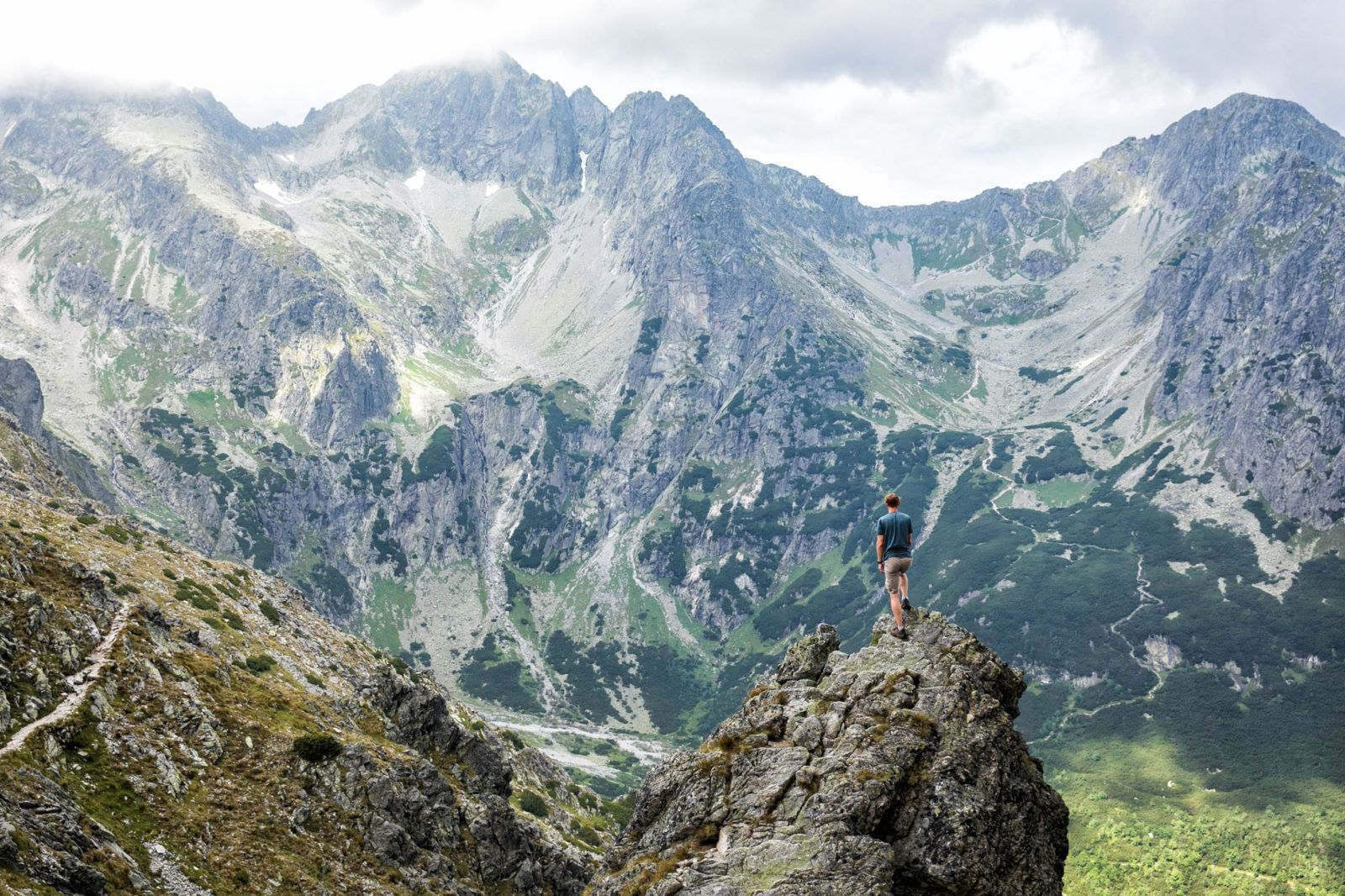 High Tatras Hiking Guide
