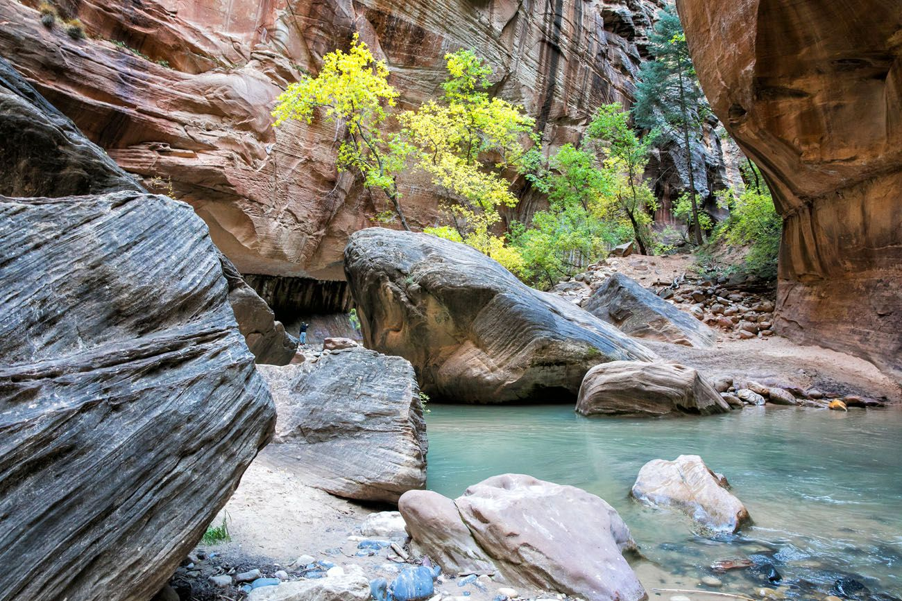 Hike the Narrows