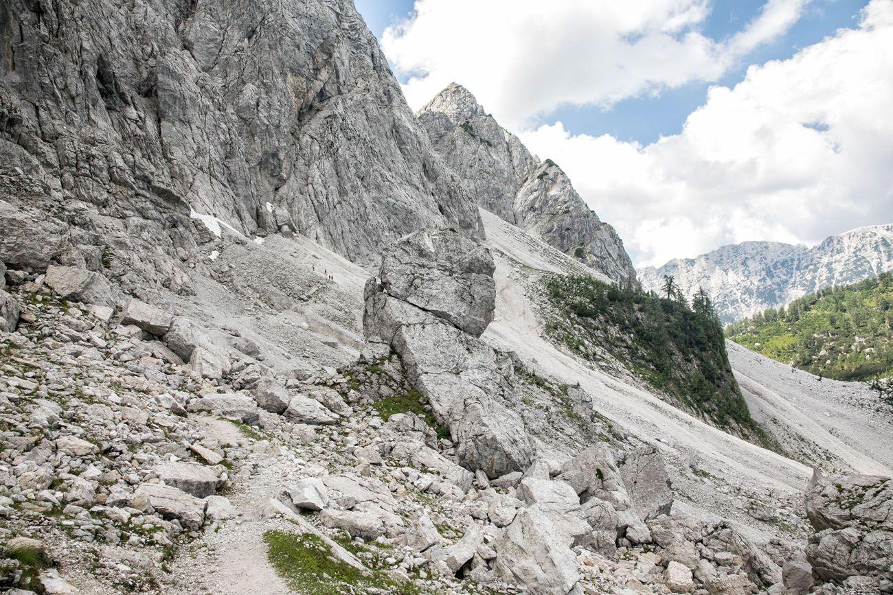 Hiking Julian Alps