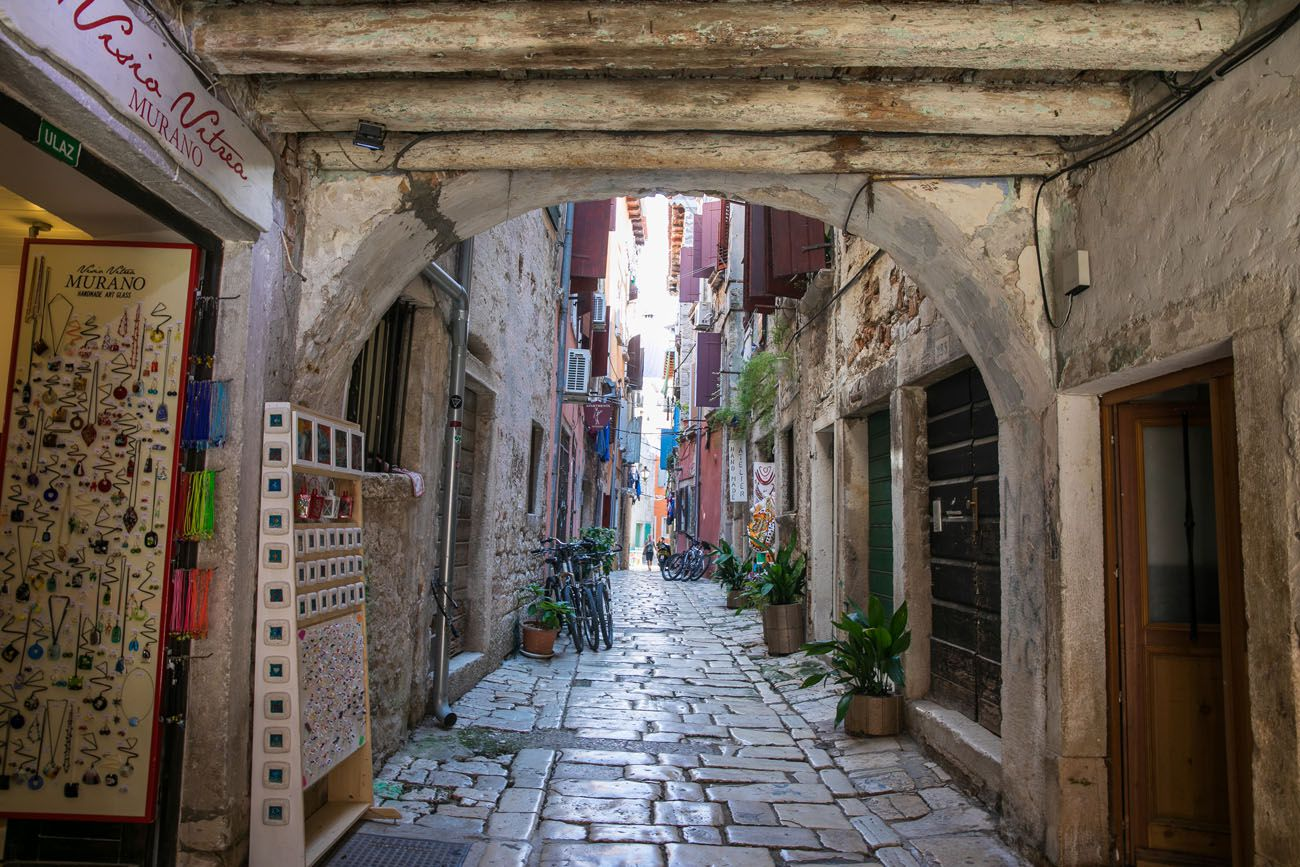 How to Visit Rovinj