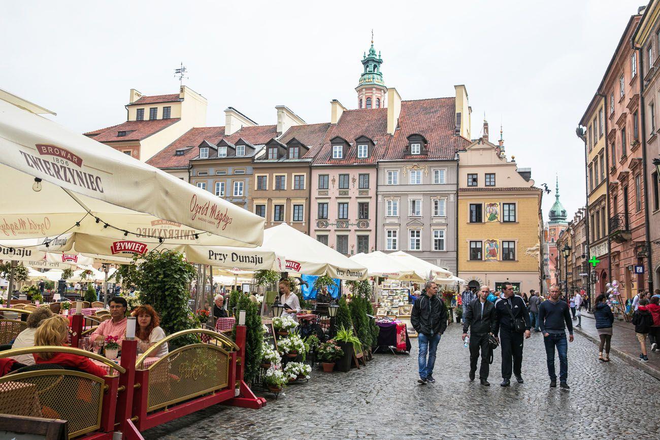 Market Square Warsaw