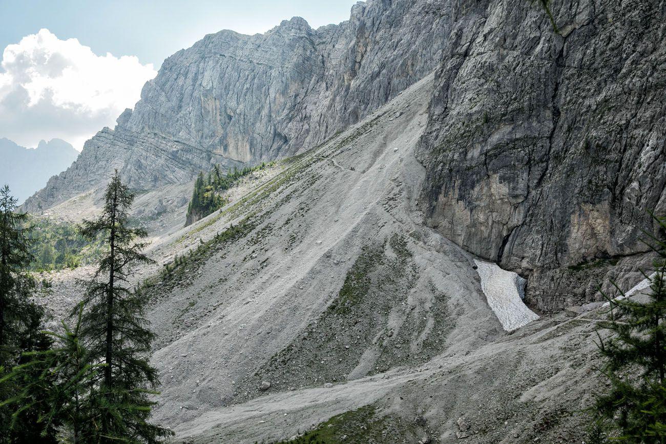 Mojstrovka trail