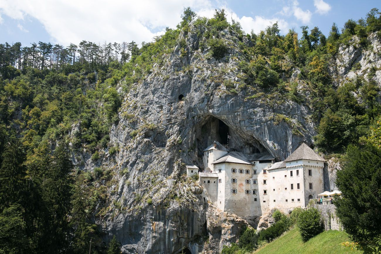 Predjama Castle Day Trip