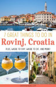 Rovinj Croatia Travel Guide