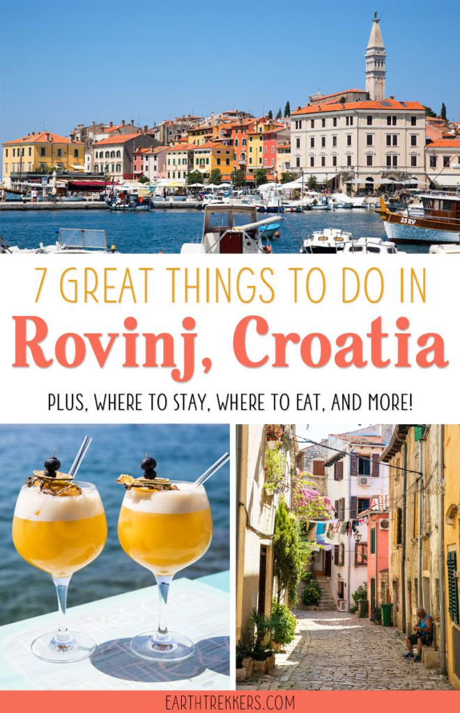 Rovinj Croatia Travel Guide