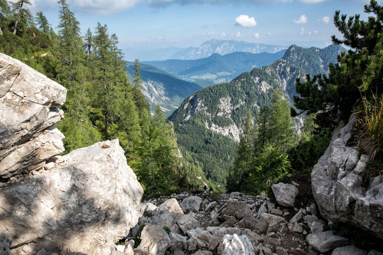 Sleme Hike Slovenia