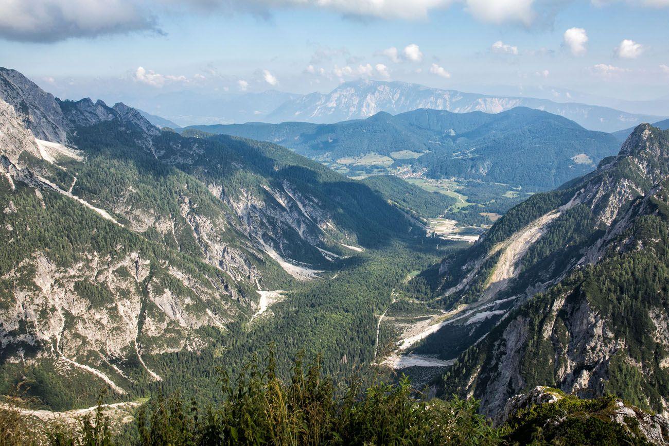 Slemenova Spica View