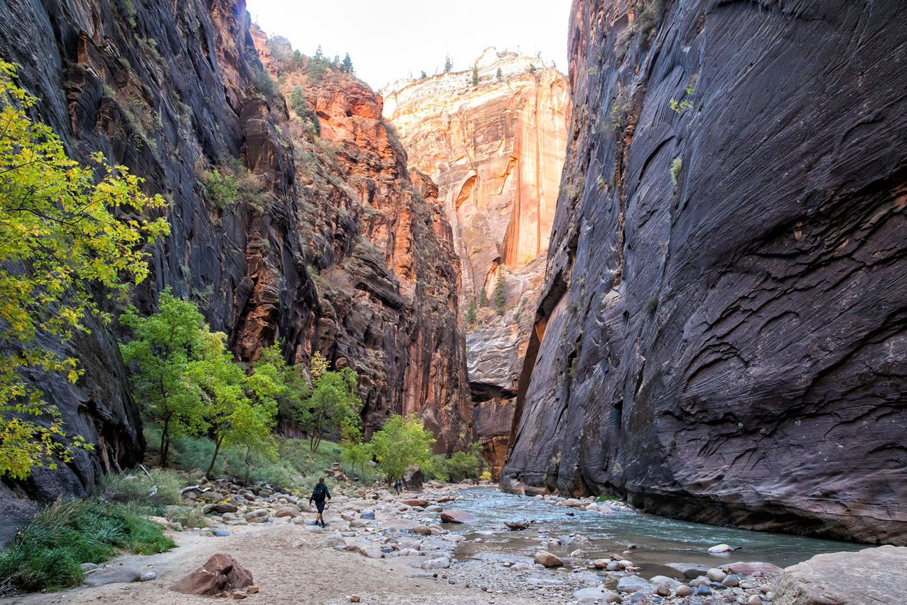 Tips for Hiking the Narrows