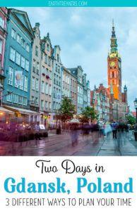 Two Days in Gdansk