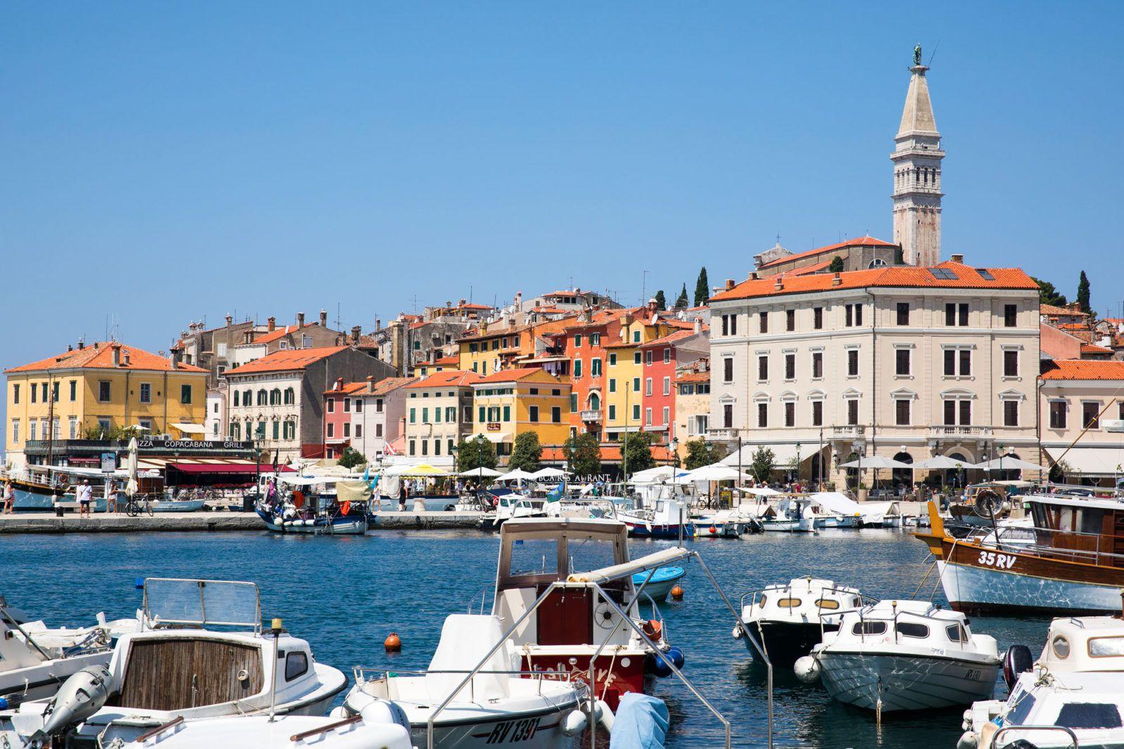 Visit Rovinj Croatia