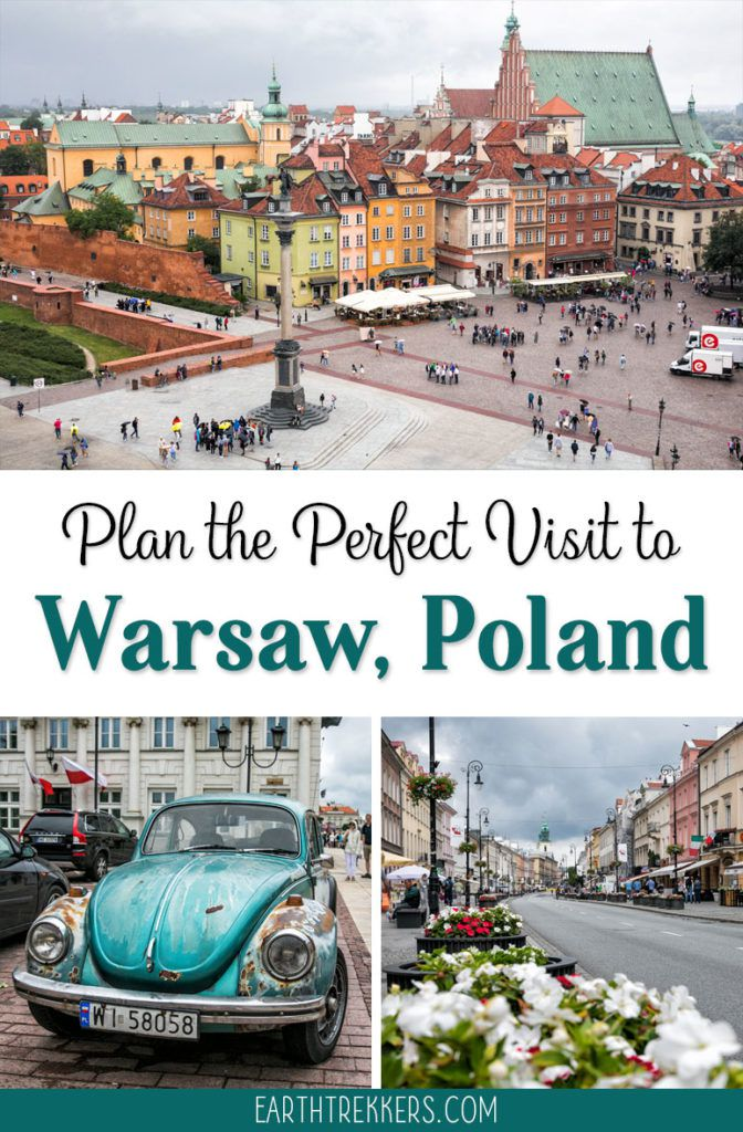 Warsaw Poland Travel Guide