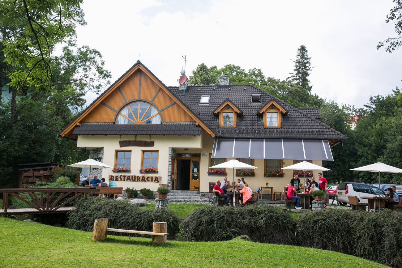 Where to Eat in Tatras
