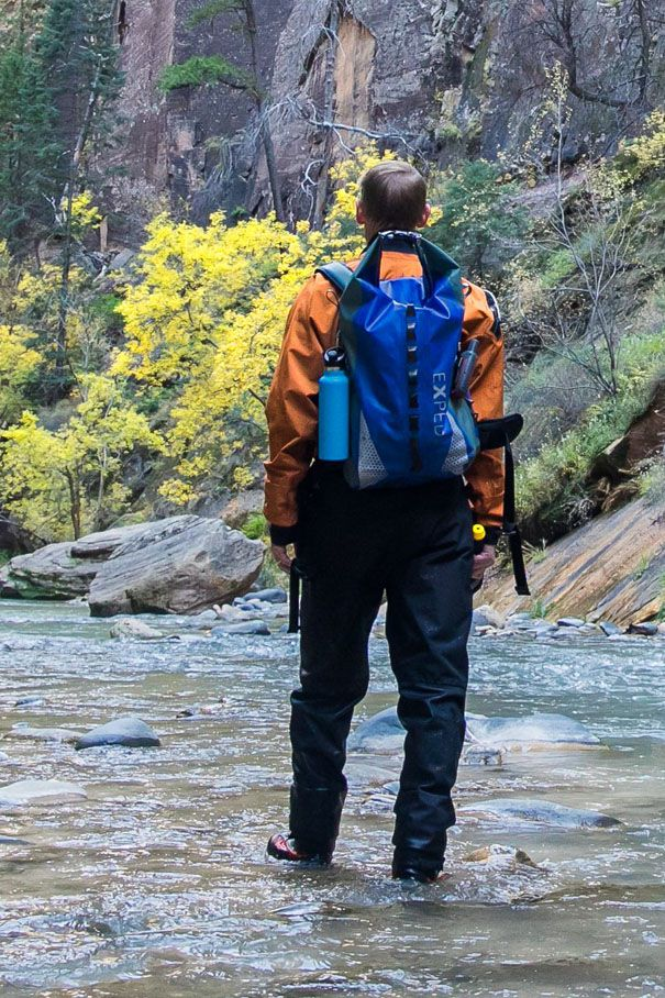 Zion Narrows Backpack