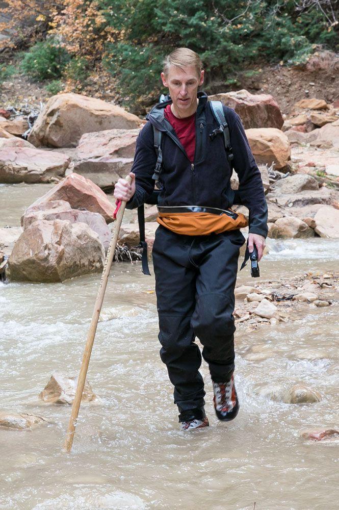 Zion Narrows Hiking Gear