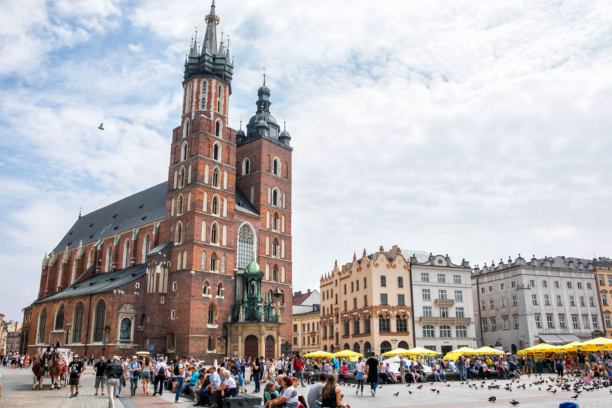 10 Day Poland Itinerary