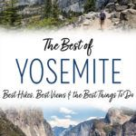 Best Hikes Yosemite Travel Guide