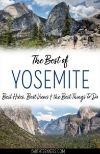 Best Hikes Yosemite Travel Guide