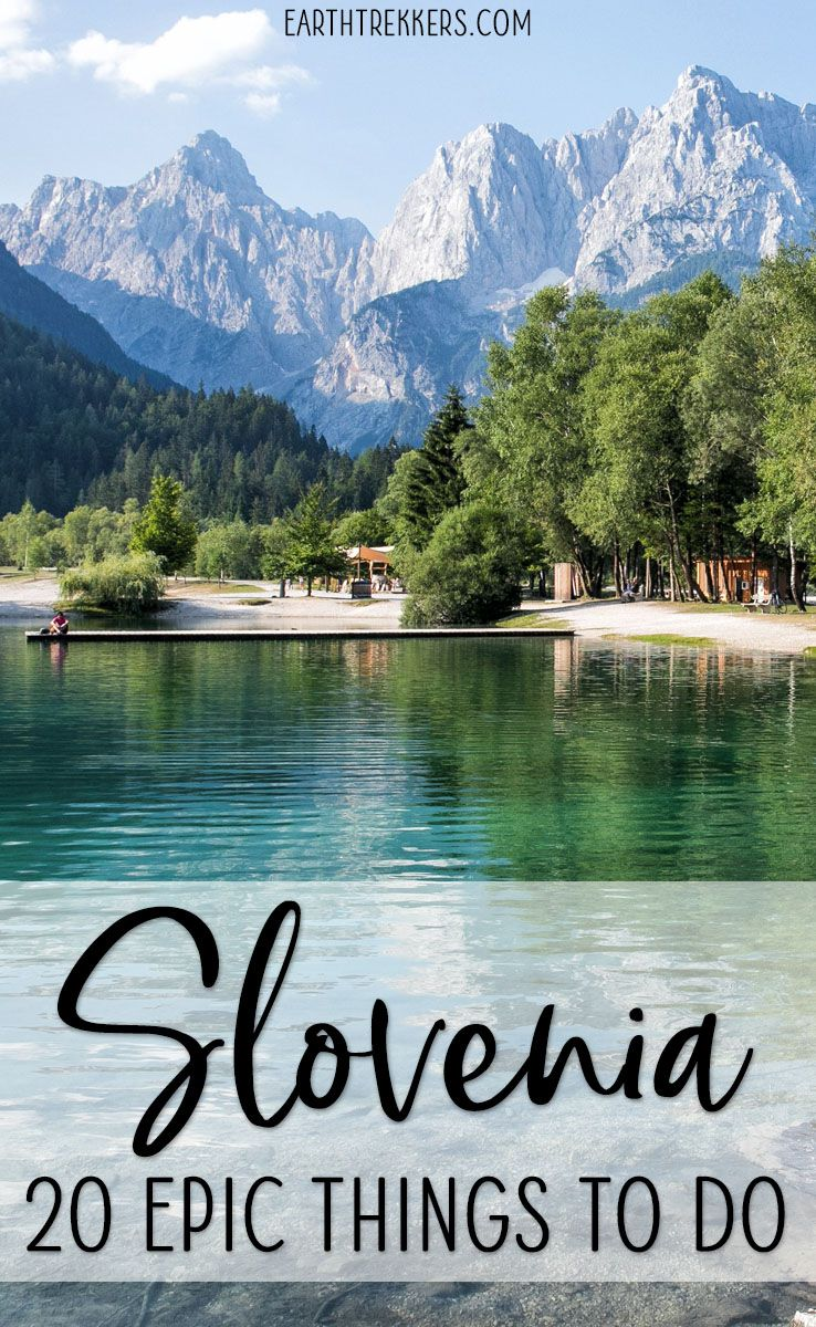 Best Things To Do Slovenia