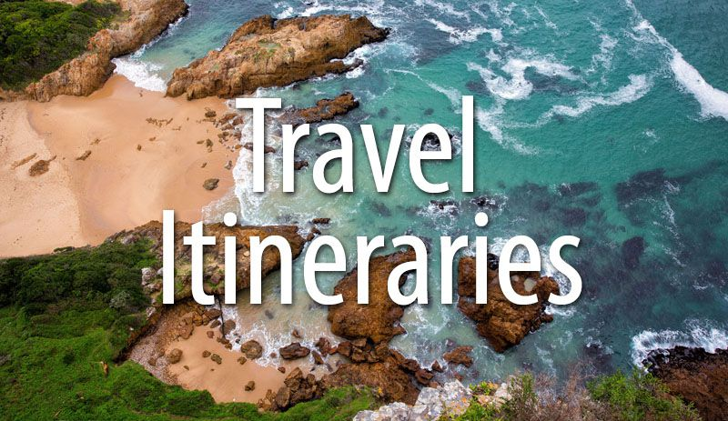Best Travel Itineraries