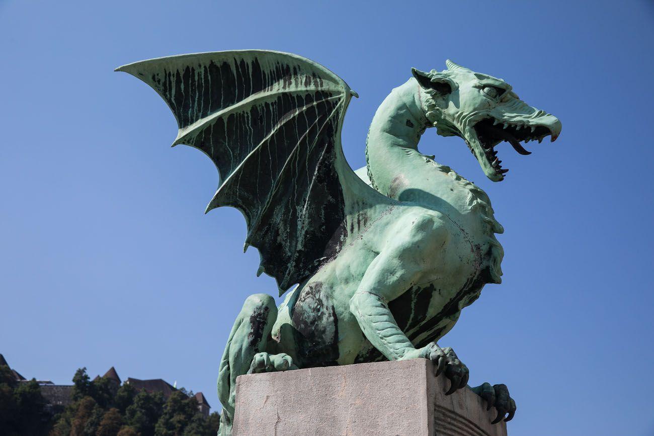 Dragon Bridge Slovenia