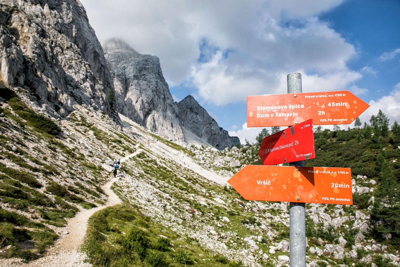 Hike Triglav National Park
