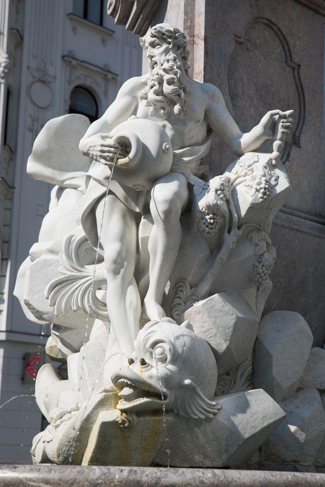 Ljubljana Statue
